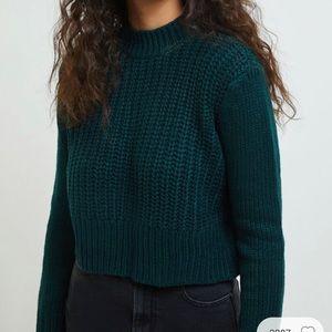 Pacsun mockneck sweater
